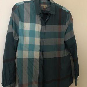 *NWOT* Burberry Shirt Large
